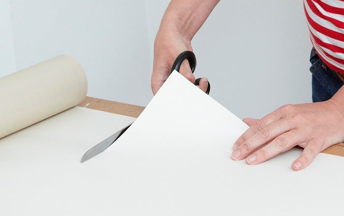 Нарезка рулона обое на куски
