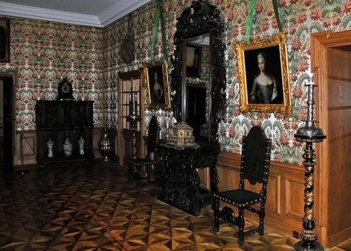 Интерьер старинных замков