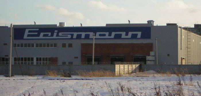 Российская обойная фабрика Эрисманн