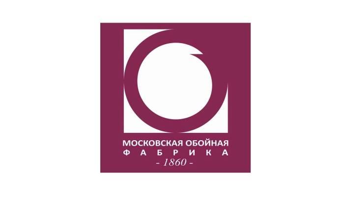 Московская обойная фабрика, логотип