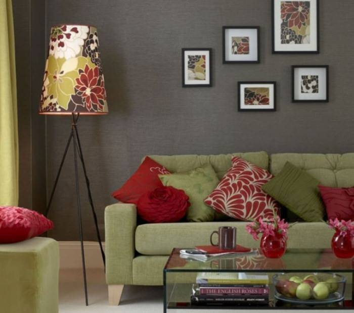 Создание тематических акцентов на мебели