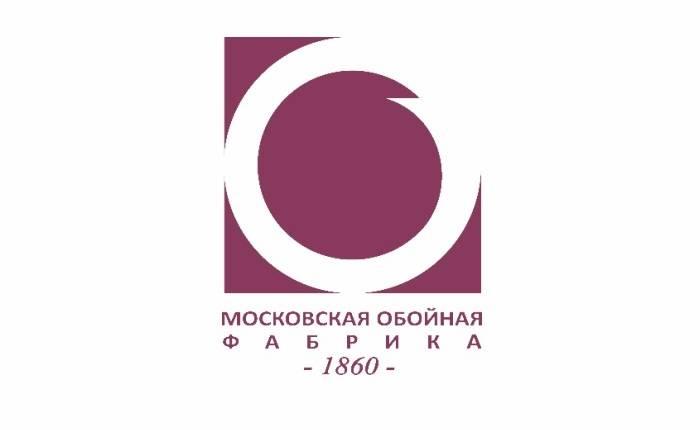 Эмблема Московской обойной фабрики