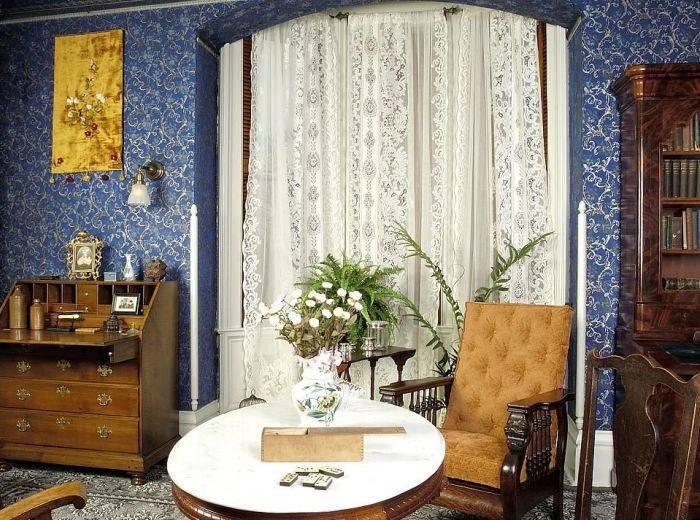 Роскошный интерьер комнаты отдыха