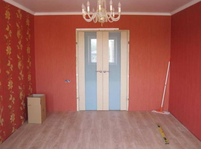 Вот так может выглядеть комната после самостоятельного ремонта