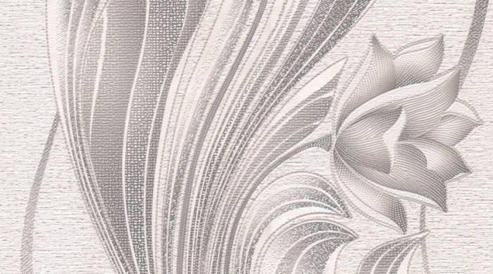 Бумажные пенообои с четкой текстурой