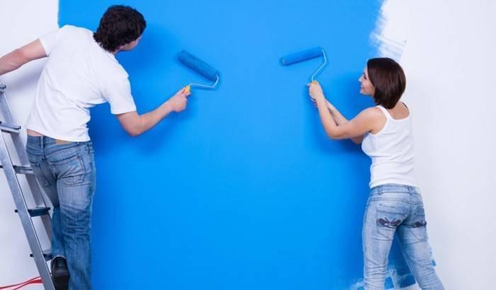 Качественная покраска создает насыщенный цвет