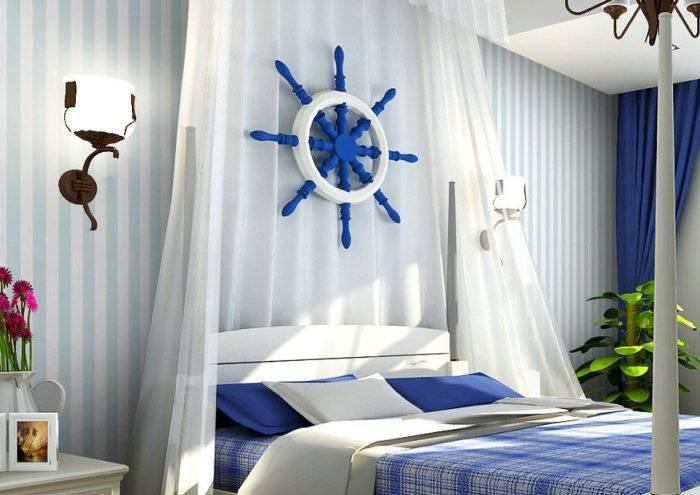Американский интерьер детской спальни