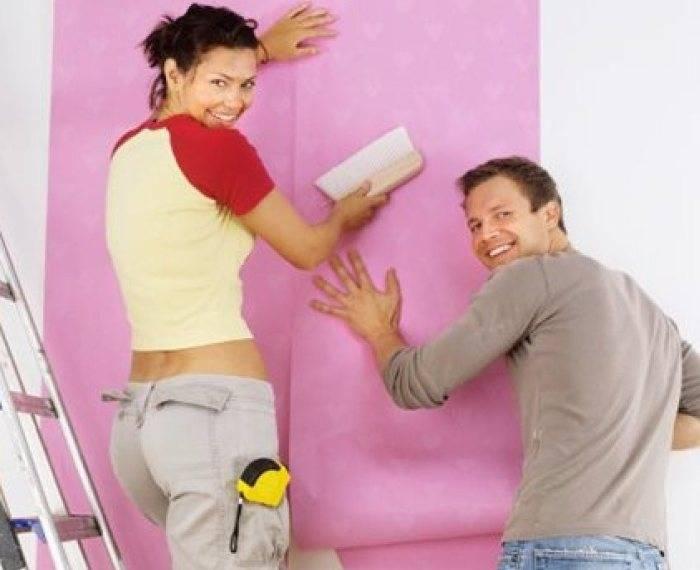 Семейные ремонтные работы