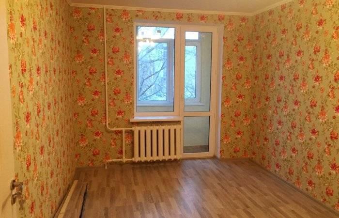 Только что сделанный ремонт в комнате