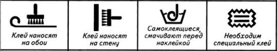 Особенности нанесения клея