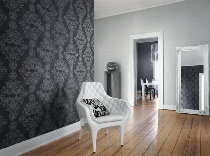 Использование классических цветов в интерьере комнаты