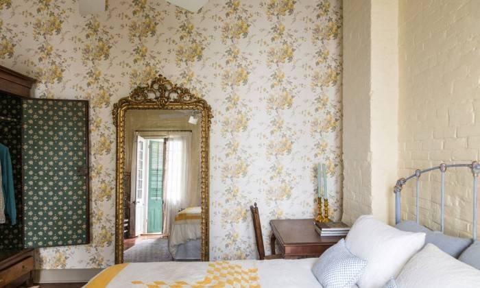 Использование в спальне стиля Прованс
