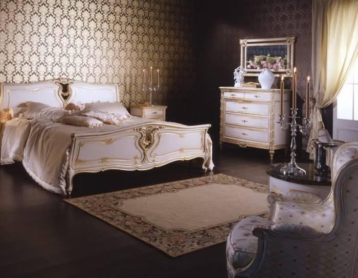Использование стиля Ретро в дизайне спальни