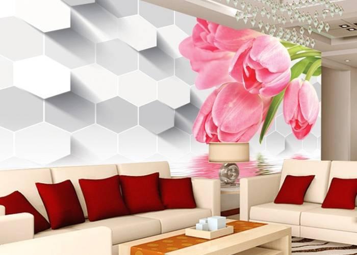 Трехмерная геометрия и цветы
