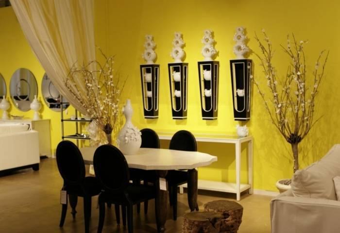 Гостиная комната для приемов гостей