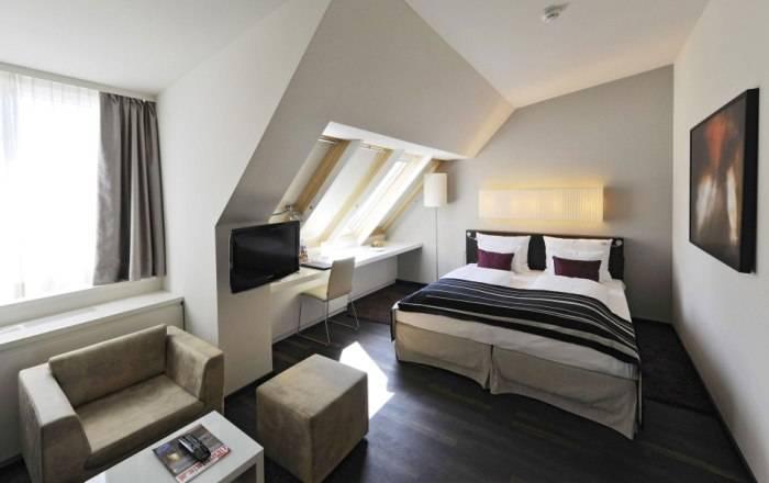 Комната с нестандартной геометрией