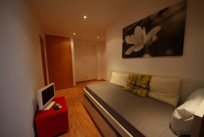 Комната со спокойной расцветкой