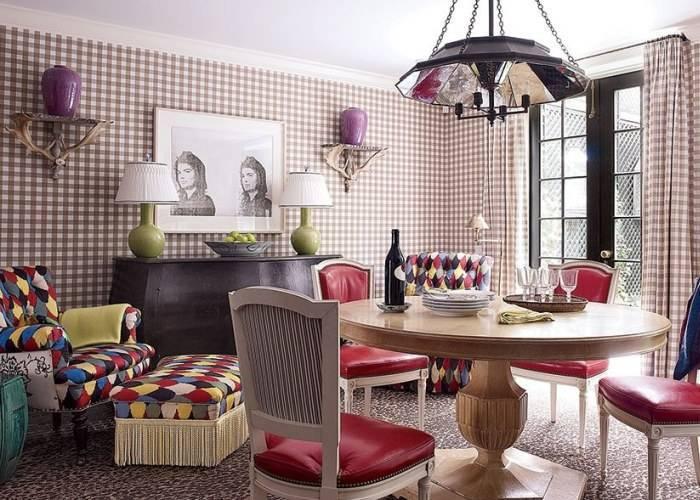 Маленькая уютная и комфортная гостиная