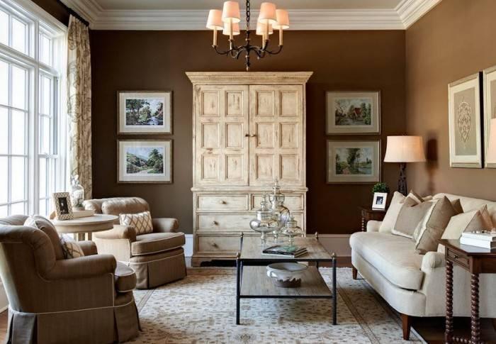 Переговорная комната в частном доме