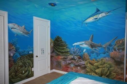Тематика подводного мира