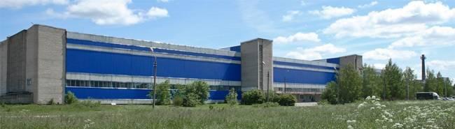 Внешний вид фабрики