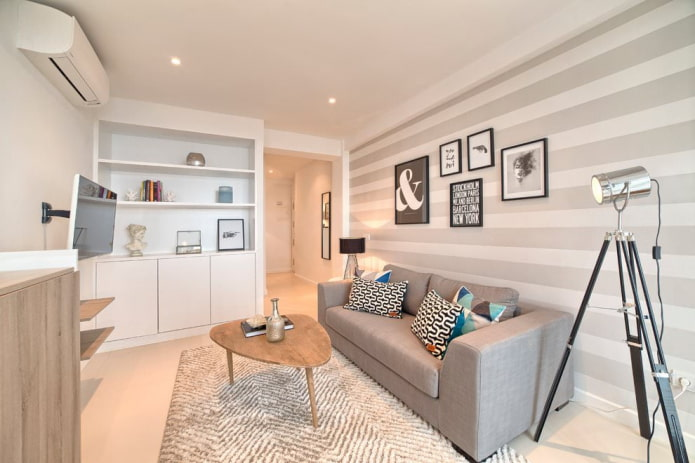 Обои в скандинавском стиле для спальни: 7 беспроигрышных вариантов дизайна и особенности направления