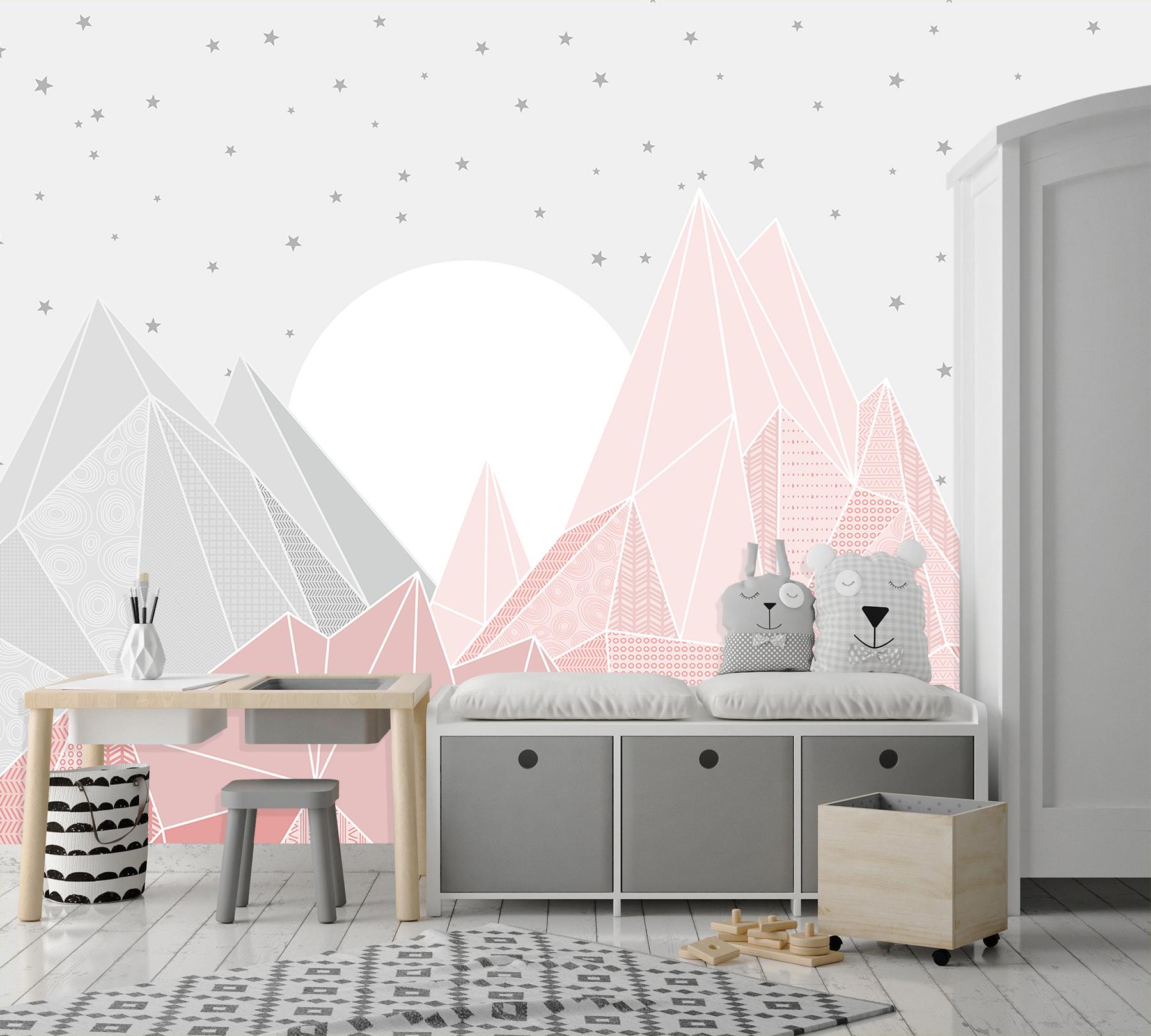Фотообои на стену в скандинавском стиле: особенности и дизайн рисунка в различных комнатах