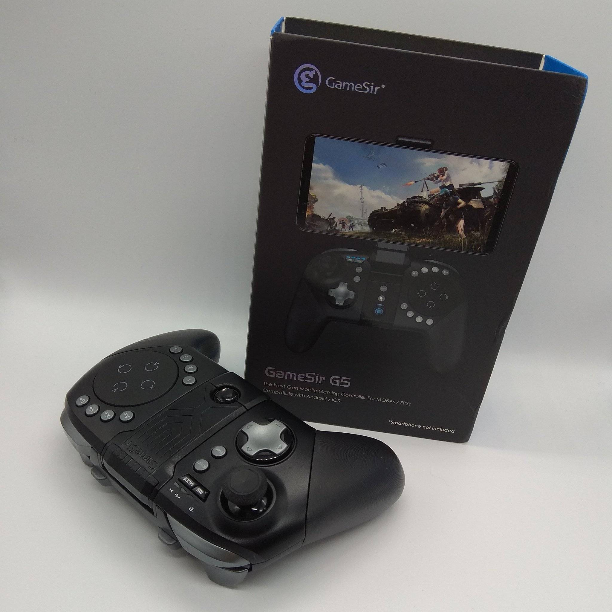 Gamesir f4 falcon review: did the mobile gaming controller falcon help me become a strong player